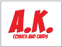 A.K. Comics and Cards