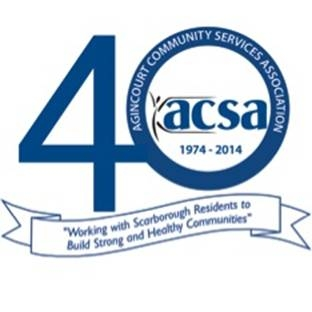 Agincourt Community Services Association Logo