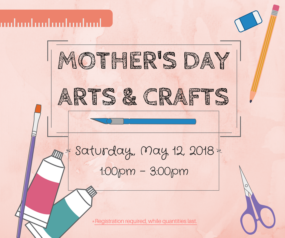 Mother's Day Arts & Crafts (1)